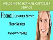 Approach Us @877*778/8969 Hotmail Customer Service Phone Number