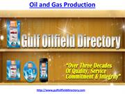 Which is the best Oil and Gas Production company