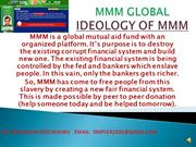 MMM IDEOLOGY RULES BENEFITS AND HOW IT WORKS