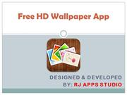 Free HD Wallpaper App Available at Playstore