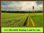Affordable Farm Land For Sale SC