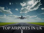 Top airports in uk