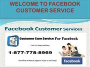 Call for Facebook (1-877-778-8969) Customer Service Number