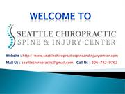 Seattle Chiropractic Spine and Injury Center