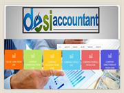 Tax returns Consultants services and cis tax refund accountants in Lon
