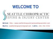 Seattle Chiropractic PPT
