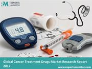 Global Cancer Treatment Drugs Market Research Report 2017