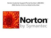 Phone Support for Norton USA Call 1-800-953-0926, Norton Phone Support