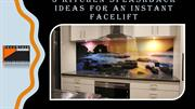 3 Kitchen Splashback Ideas for an Instant Facelift
