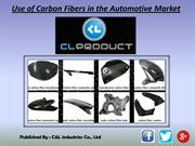 Use of Carbon Fibers in the Automotive Market