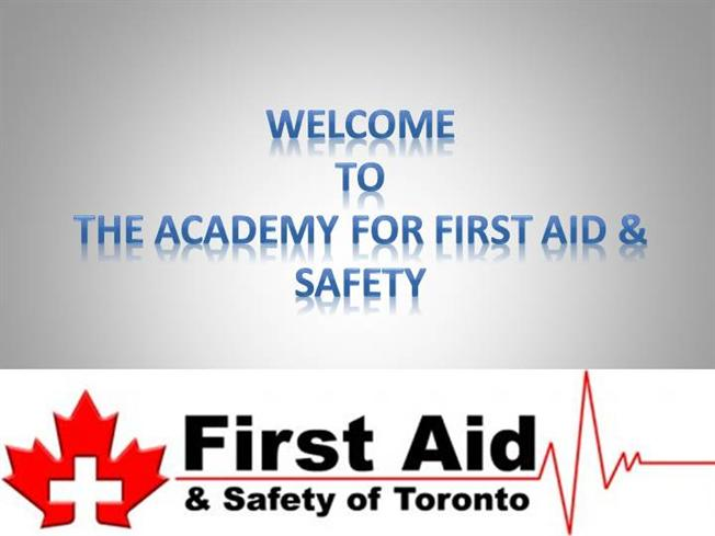 Join Emergency First Aid Cpr Training Courses For Safety Authorstream