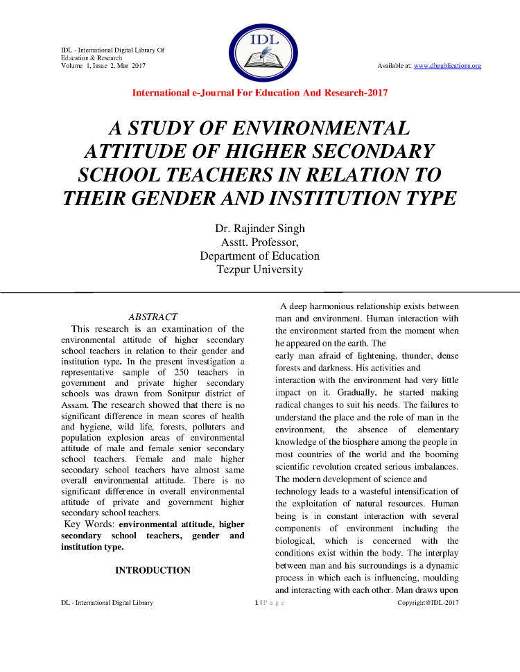 a study of the higher secondary The study aimed to estimate the prevalence of secondhand smoking exposure  among higher secondary school students in ernakulam district,.