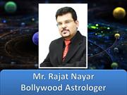 World Famous  Astrologer- Mr. Rajat Nayar