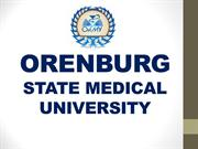 Orenburg State Medical University, MBBS in Orenburg State University