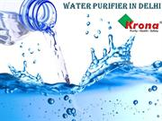 Buy Ro & water purifier online for home use in Delhi
