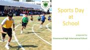 How to prepare for the school sports day?