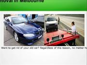 Old Cars Removal Services in Melbourne