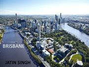 Brisbane 's History, Culture , Education , Governance ,Sport and Econo
