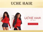 Uche Hair -specialist in all types of hair wigs