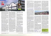 Richa Industries Limited coverage in Construction Mirror Magazine Marc