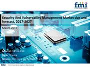 Trends in the Security And Vulnerability Management Market 2017-2027