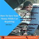 How To Save Your Money While Car Repairing in Epsom