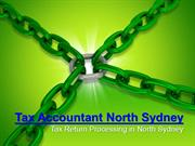 Tax Accountant North Sydney