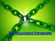 Tax Accountant Parramatta