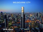 Melbourne 's History,Climate, Economy,religion, crime and goverence