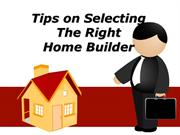 Tips on Selecting the Right Home Builder | Nation Custom Builders
