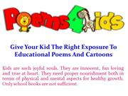 Give Your Kid The Right Exposure To Educational
