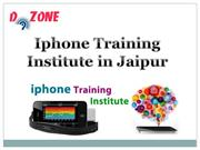 Iphone Training Institute in Jaipur