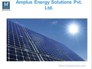 One of the Leading Energy Companies in India - Amplus Solar