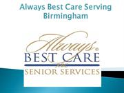 Always Best Care Senior Services of Birmingham