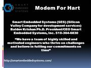 Smartembeddedsystems.com- Industrial automation devices-HART modem- HA