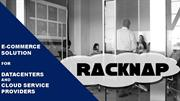 RackNap for Datacenter and Infrastructure Service Providers