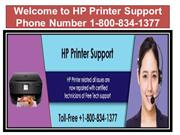 Online Technical Support for HP Printer issues