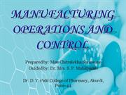 MANUFACTURING OPERATIONS AND CONTROL - Copy