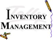 Inventory management in tally ERP-9