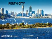 Perth 's History,Culture, Economy,Sport and Education