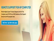 HP Technical Support Phone Number UK +448000465293