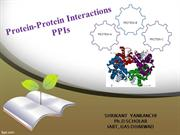 Protein Protein Interaction