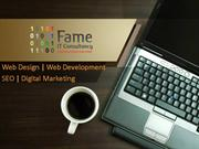 Fame IT Consultancy - Website design and development  company