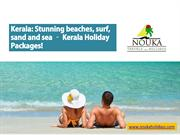Kerala Holiday Packages- Kerala Beaches