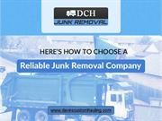 How to Find the Best Junk Removal Service in Albuquerque