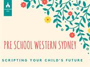 Childcare Western Sydney – Scripting Your Child's Future