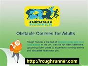 Best Obstacle Course Races - Rough Runner