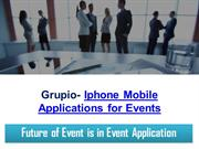Event Apps-Future of Event is in Event Application