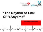 Community CPR Discussion