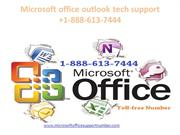 ms office support phone number  1-888-613-7444
